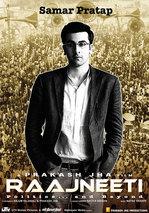 Ranbir Kapoor as SamarPratap