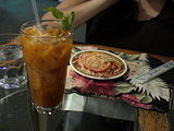 Thai tea