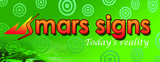 mars signs