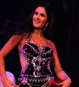Katrina's real look