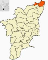 Tiruvallur district