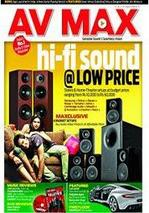 AV MAX Magazine
