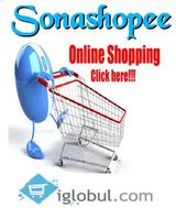 Shop online wid Sonashopee