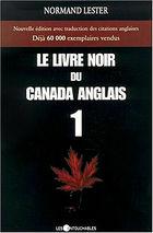 Le Livre noir du Canada anglais