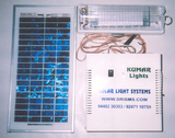 Solar home light systems for 24hrs lighting