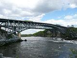 Reversing Falls Bridge