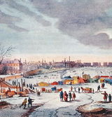 River Thames frost fairs