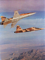 Iranian Air Force in Iran–Iraq war