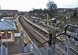 Rye House railway station