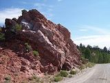 red mountain pass - Red Hill Pass (Colorado)