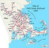 Old Colony Railroad