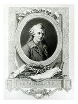 luc de clapiers  marquis de vauvenargues - Luc de Clapiers, marquis de Vauvenargues