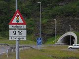 North Cape Tunnel
