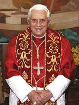 Theology of Pope Benedict XVI