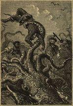Kraken in popular culture