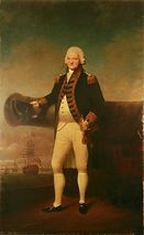 Sir Peter Parker, 1st Baronet