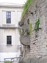 The garden of the Rotonda Padua
