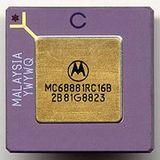 Motorola 68881