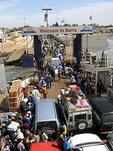 Barra, the Gambia