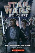 Star Wars Jedi Quest 8: The Changing of the Guard