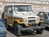 Toyota Land Cruiser (J40)