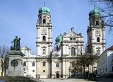 St. Stephan's Cathedral, Passau