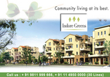 Emaar MGF Indore Greens