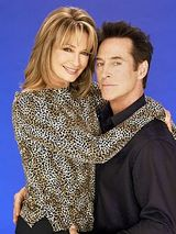 John Black and Marlena Evans