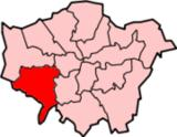 south west  london assembly constituency  - South West (London Assembly constituency)