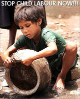 Stop Child Labour Now