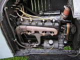 Ford Model T engine