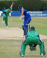 List of Ireland ODI cricketers