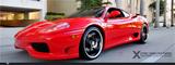 Rent a Ferrari F430 Spider Orlando