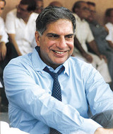 ratan tata of tata power