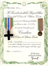 List of Italian orders of knighthood