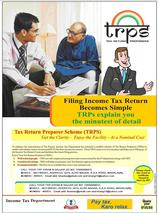 income tax return filling - INCOME TAX RETURN FILLING