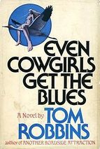Even Cowgirls Get the Blues (novel)
