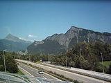 A13 motorway (Switzerland)