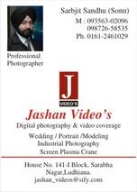 JASHAN PORTRAITS