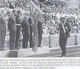 Bahamas at the 1958 British Empire and Commonwealth Games