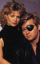 Steve Johnson and Kayla Brady