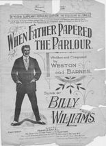 Billy Williams (music hall performer)