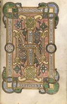 Gospel Book (British Library, MS Egerton 768)
