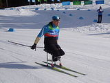 Paralympic cross-country skiing