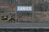 Largs railway station