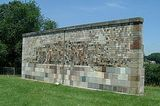 NIST stone test wall