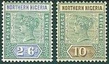 Postage stamps and postal history of the Northern Nigeria Protectorate
