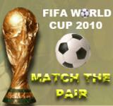 FIFA 2010 MATCH THE PAIRS