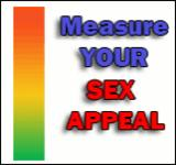 Measure your Sex Appeal