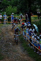 Laoshan Mountain Bike Course